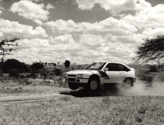 Opel Kadett Rallye 4x4